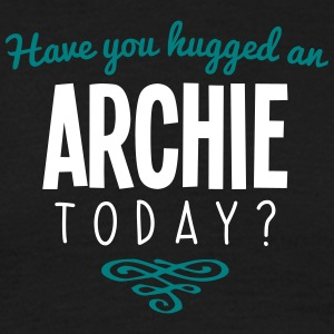 have you hugged an archie name today - Men's T-Shirt