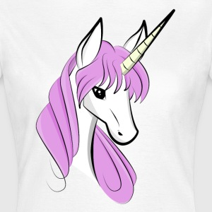 Unicorn Einhorn T-Shirts - Frauen T-Shirt
