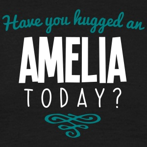 have you hugged an amelia name today - Men's T-Shirt