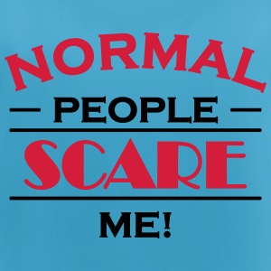 Normal people scare me! Sports wear - Women's Breathable Tank Top