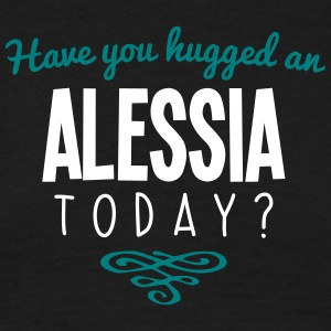 have you hugged an alessia name today - Men's T-Shirt