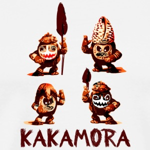 kakamora Coconut monsters piraten südsee film krie - Männer Premium T-Shirt