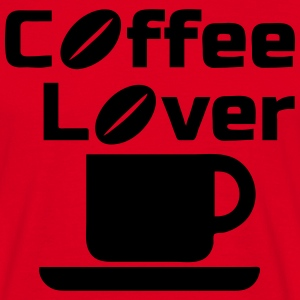 Coffee Lover T-Shirts - Men's T-Shirt