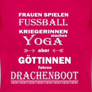 Drachenboot Göttinnen  T-Shirts - Frauen T-Shirt