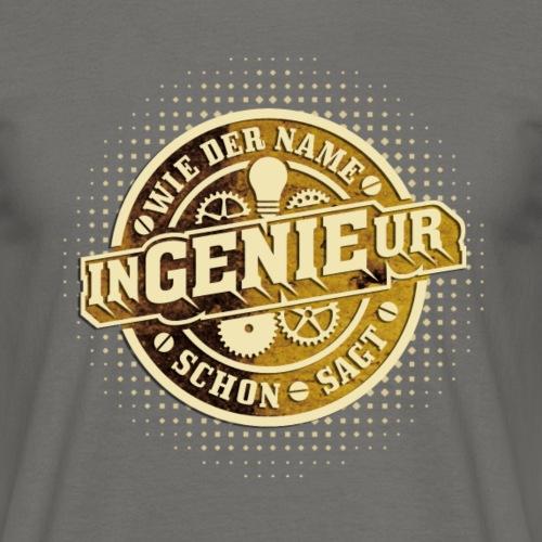 Ingenieur = Genie