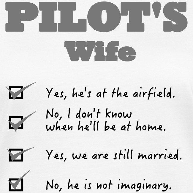 Pilots Wife