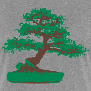 Bonsai Baum T-Shirts - Frauen Premium T-Shirt