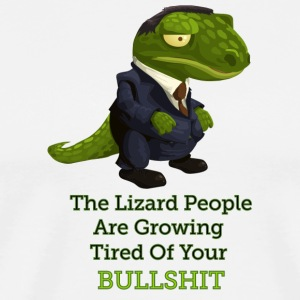 Lizard People - Men's Premium T-Shirt