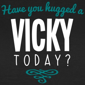 have you hugged a victor name today - Women's T-Shirt