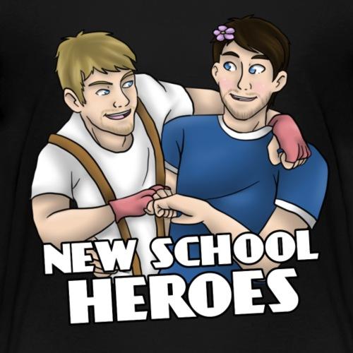 New School Heroes Flocki