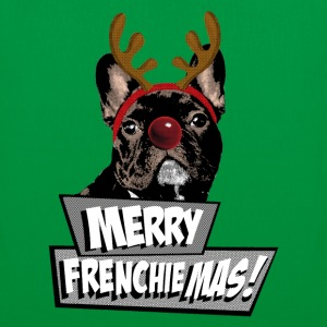 AD Merry FrenchieMas! Sacs et sacs à dos - Tote Bag