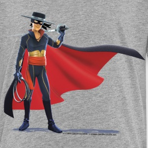 Zorro The Chronicles With Sword And Whip - Koszulka dziecięca Premium