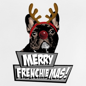 AD Merry FrenchieMas! Baby T-shirts - Baby T-shirt