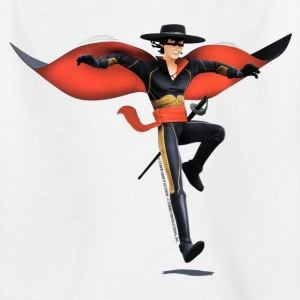 Zorro The Chronicles Mit Degen Und Peitsche - Kinder T-Shirt