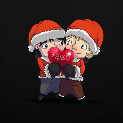 Flocki-Weihnachten