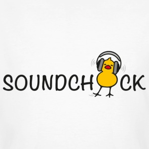 SOUNDCHiCK - Men's Organic T-shirt