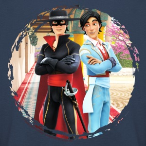 Zorro The Chronicles Don Diego Double Life - Kids' Premium Longsleeve Shirt