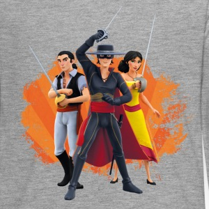 Zorro The Chronicles Ines Bernardo Don Diego - Långärmad premium-T-shirt tonåring