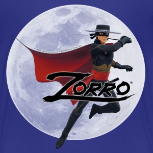 Zorro The Chronicles At Full Moon - Premium T-skjorte for barn