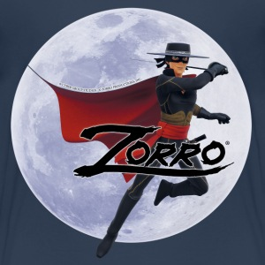 Zorro The Chronicles At Full Moon - Camiseta premium adolescente