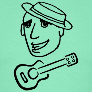 I'm the Ukulele Man - Männer T-Shirt