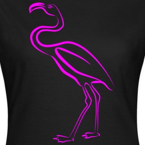 Flamingo - Frauen T-Shirt