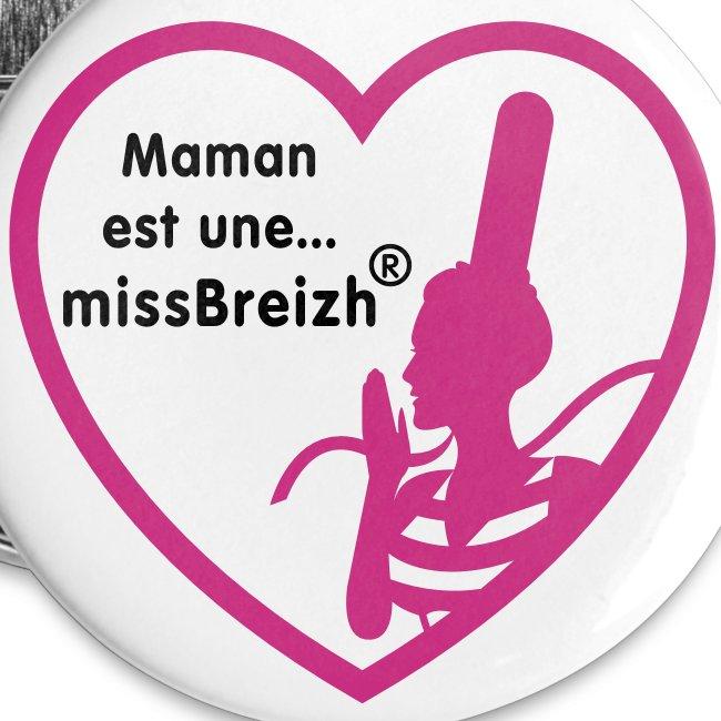 badge missBreizh - lot de 5 identiques