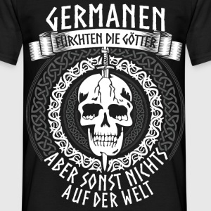 Wikinger - Germanen  - Männer T-Shirt