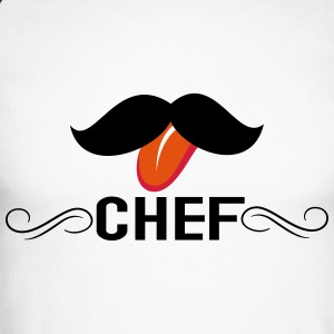 chef Long sleeve shirts - Men's Long Sleeve Baseball T-Shirt