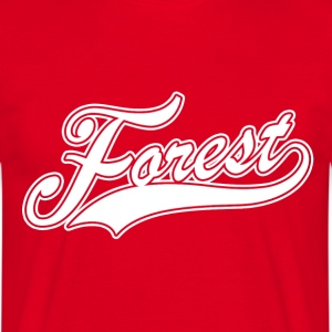Nottingham Forest - Men's T-Shirt