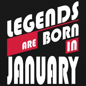 Legends January Pullover & Hoodies - Kontrast-Hoodie