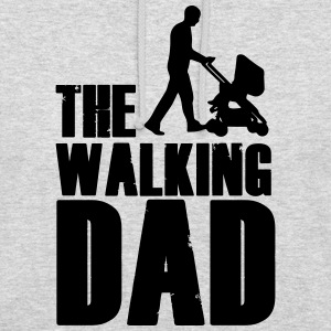 The Walking Dad Hoodie - Unisex Hoodie