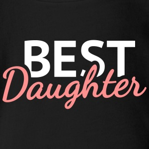 Best Daughter Baby Bodys - Baby Bio-Kurzarm-Body