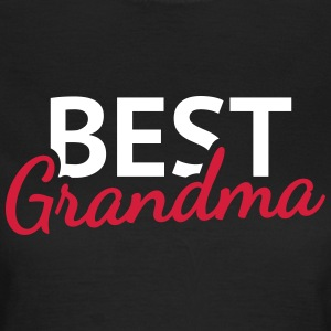 Best Grandma T-Shirts - Frauen T-Shirt
