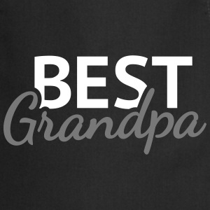 Best Grandpa  Aprons - Cooking Apron