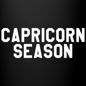 Capricorn season Mugs & Drinkware - Full Colour Mug
