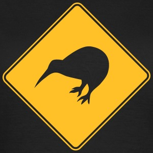 New Zealand - Kiwi Sign (1 Farbe) T-Shirts - Frauen T-Shirt