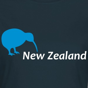 New Zealand - Kiwi Bird - Frauen T-Shirt