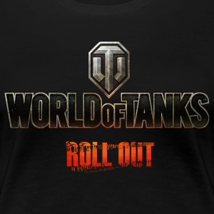 World of Tanks - Roll Out - Women's Premium T-Shirt