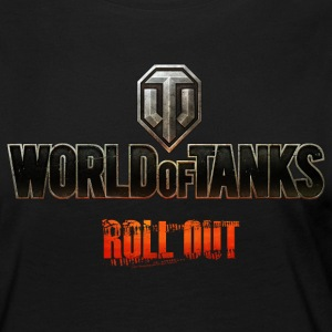 World of Tanks - Roll Out - T-shirt manches longues Premium Femme