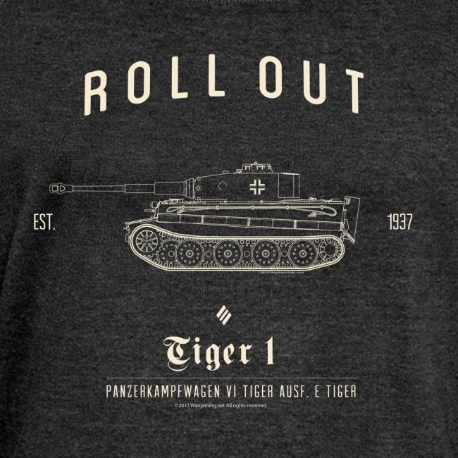 World of Tanks - Tiger 1, Women Collection