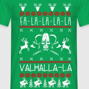 Viking Ugly Christmas T-Shirts - Männer T-Shirt