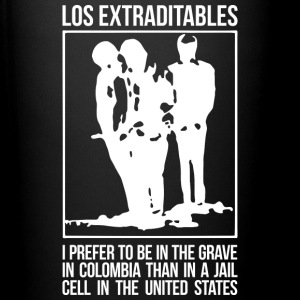 Los Extraditables (eng dark) Mugs & Drinkware - Full Colour Mug