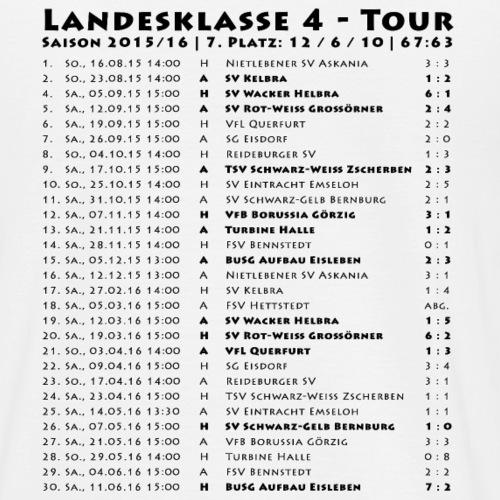 Landesklassen Tour 15/16