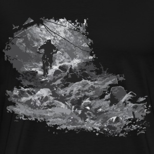 Deep in the Forest T-Shirts - Men's Premium T-Shirt