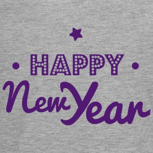 happy new year Langærmede shirts - Teenager premium T-shirt med lange ærmer