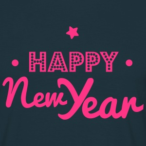 happy new year T-shirts - T-shirt herr