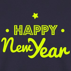 happy new year Pullover & Hoodies - Männer Pullover