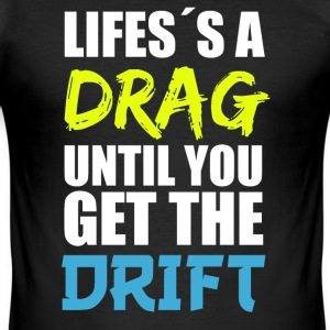 Get the Drift JDM T-Shirts - Männer Slim Fit T-Shirt