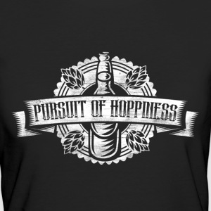 Pursuit of Hoppiness Bier Brauen Brauerei T-Shirts - Frauen Bio-T-Shirt